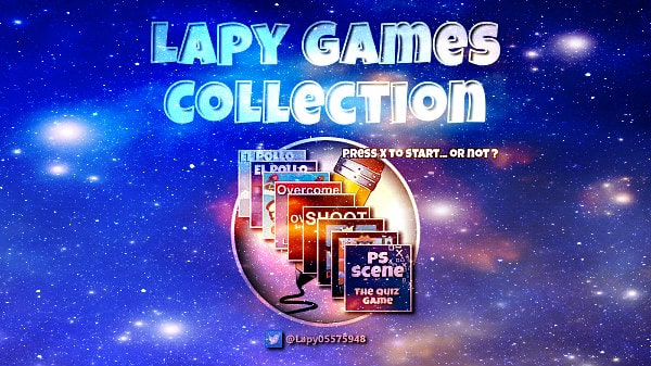 Lapy Games Collection PS4 Homebrew PKG by Lapy05575948.jpg