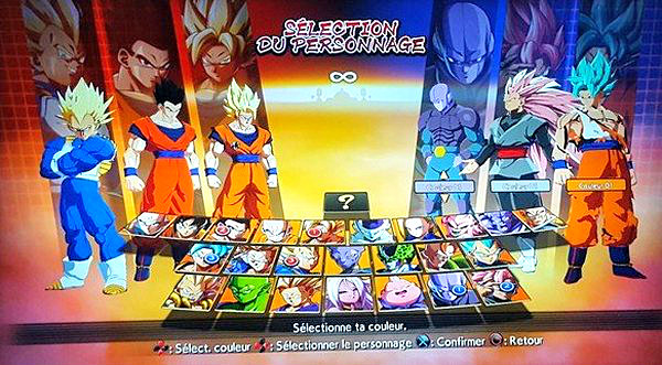 Latest Dragon Ball FighterZ PC Mods for PS4 by Markus95 2.jpg
