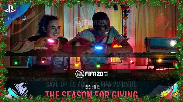 Latest FIFA 20 Soccer PS4 TV Spot Celebrates the Season for Giving.jpg