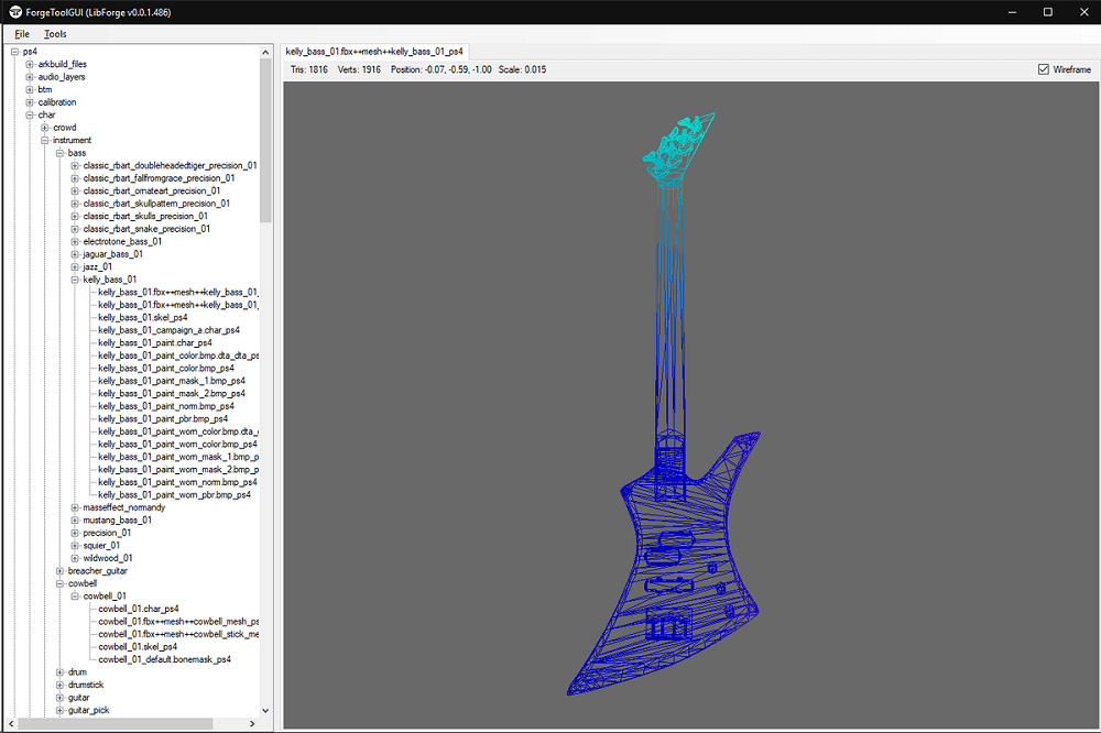 LibForge by Maxton Rock Band 4 PS4 Preview Meshes in ForgeToolGUI.png