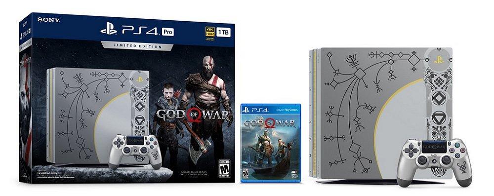 Limited Edition God of War PS4 Pro Bundle Introduced, Video Demo 3.jpg