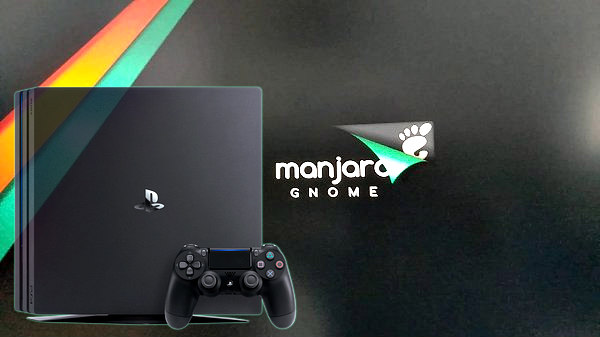 Manjaro Linux PS4 V1 Gnome on PS4 Pro OFW 4.55 Guide by Tikilou.jpg