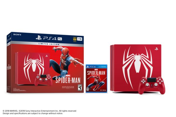 Marvel Spider-Man PS4 Pro Bundle Limited Edition Unveiled.jpg