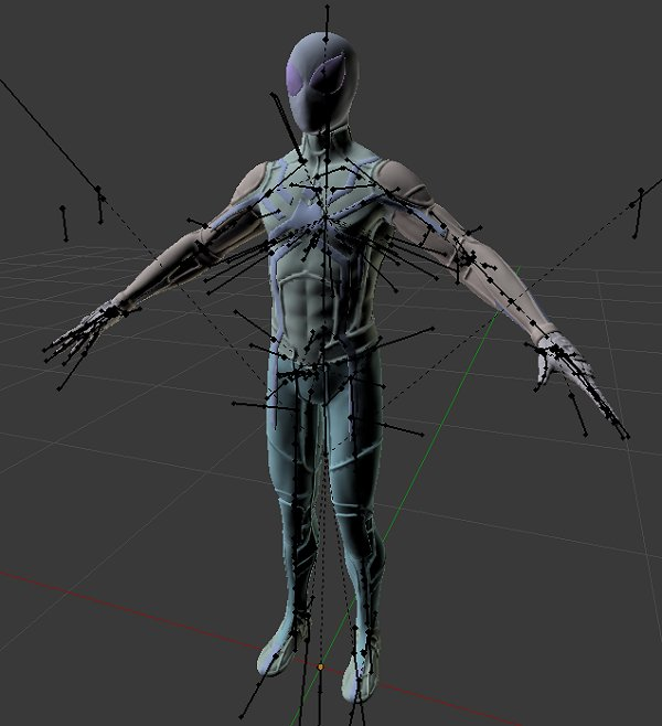 Marvel's Spider-Man PS4 Skeletal Models & Textures Tool by ID-Daemon.jpg