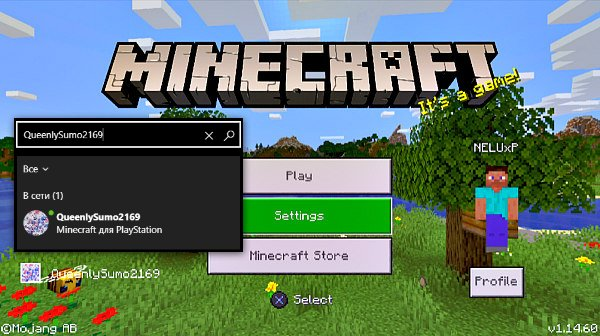 Minecraft PS4 2.06 on Firmware 7.02 with Android 1.14.60v Project WIP.jpg