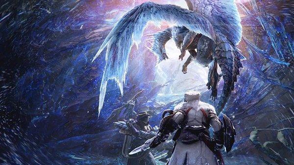 Monster Hunter World Iceborne Expansion Joins New PS4 Releases.jpg