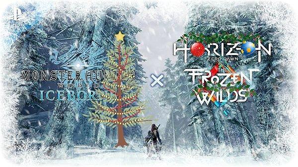 Monster Hunter World Iceborne x Horizon Zero Dawn The Frozen Wilds PS4.jpg