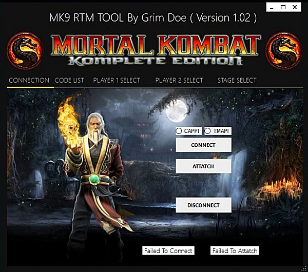 Mortal Kombat 9 Real-Time Mod (RTM) Tool for PS3 CFW by GrimDoe.jpg