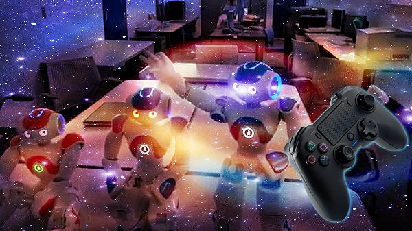 NAO PS4 Control NAO Robots with PS4 DualShock 4 Controller by Caiit.jpg