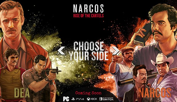 Narcos Rise of the Cartels Hits PlayStation 4 This Fall, PS4 Trailer Video.jpg