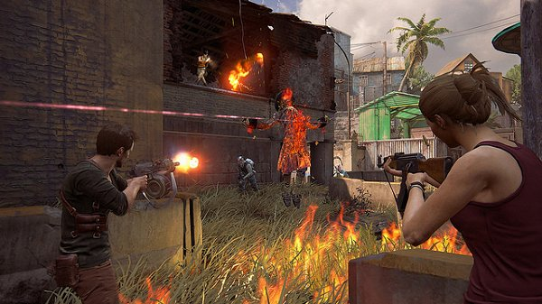 Naughty Dog PS4 Multiplayer Updates and Uncharted 4 Survival Mode .jpg