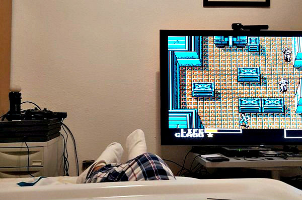 Nemesis 2 via MSX Emulator on PS4 Video Demo by BigBoss.jpg