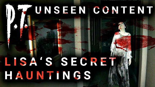 New P.T. PS4 Hidden Scenes Lisa's Unseen Behaviors by ManFightDragon.jpg