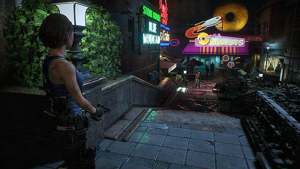 New Resident Evil 3 Nemesis PlayStation 4 Trailer Video by Capcom.jpg