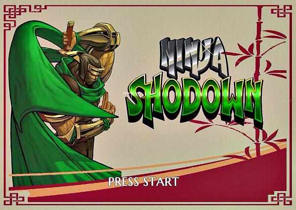Ninja Shodown PS4 Homebrew Game in Development, Demo by Markus95.jpg