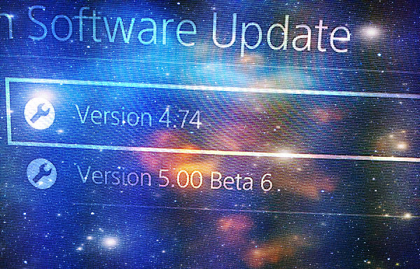 NOBUNAGA PS4 Firmware 5.00 Beta 6 Arrives to Testers Today.jpg