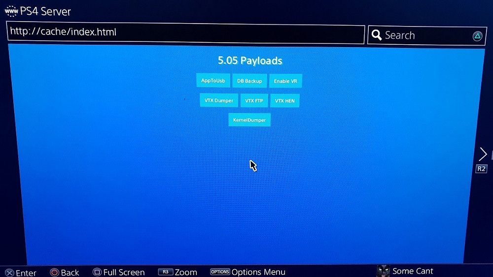 Offline Cache (ApplicationCache.db) Install Payload to PS4.jpg