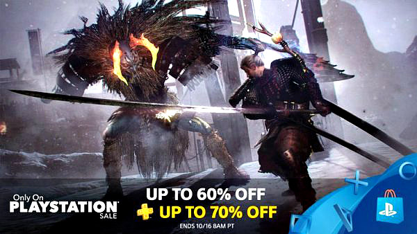 Only on PlayStation Sale Live, Offers Discounts on Game Exclusives.jpg