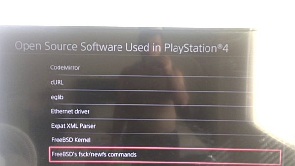Open Source Software Used in PlayStation 4.jpg