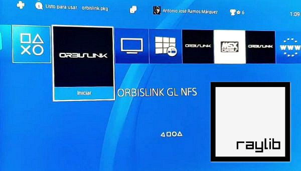 OrbisGl2 LibOrbis Graphic Backend Based on Raylib for PS4 Homebrew.jpg