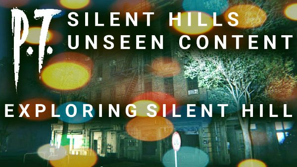 P.T. Playable Teaser Silent Hills PS4 Unseen Content by ManFightDragon.jpg