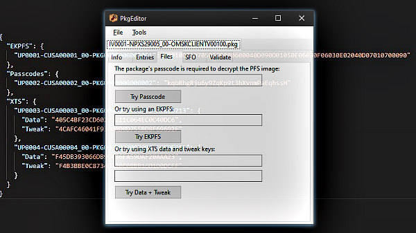 PKGEditor for PS4 Updated by Maxton with EKPFS  XTS Key Support.jpg
