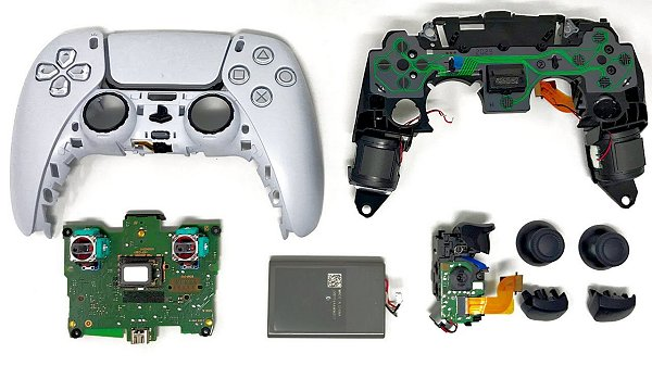 PlayStation 5 (PS5) DualSense Controller Disassembly Teardown Video!.jpg