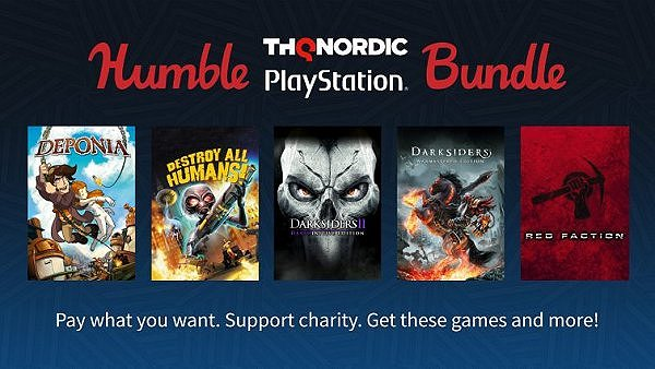 PlayStation Humble THQ Nordic Bundle Supports International Charity.jpg