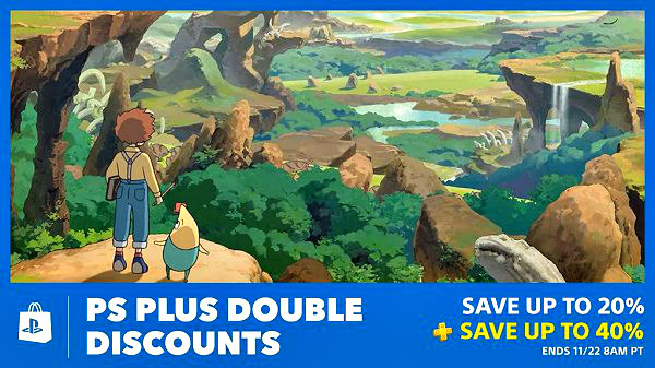 PlayStation Plus Double Discounts PSN Sale at PlayStation Store Live.jpg