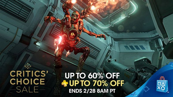 PlayStation Store Critics Choice Sale PSN Game & Movie Discounts.jpg