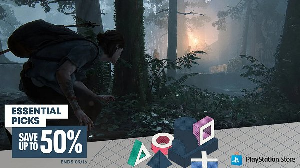 PlayStation Store Essential Picks Sale Features The Last of Us Part II PS4.jpg