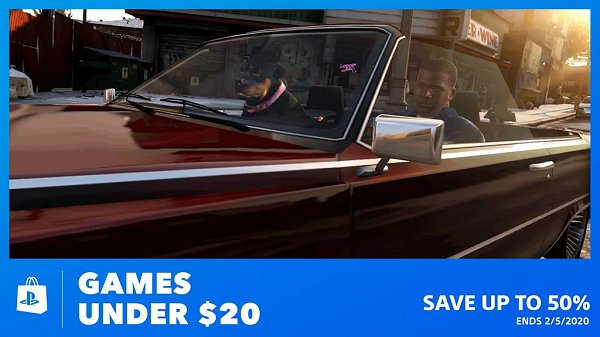 PlayStation Store Kicks Off 2020 with PSN Games Under $20 at PS Store.jpg