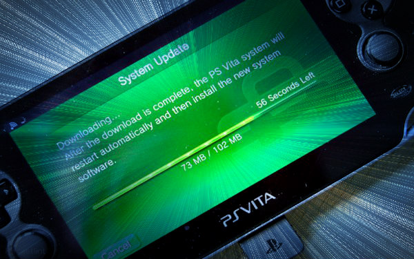 PlayStation Vita Firmware 3 67 Update Live, PS Vita Changes