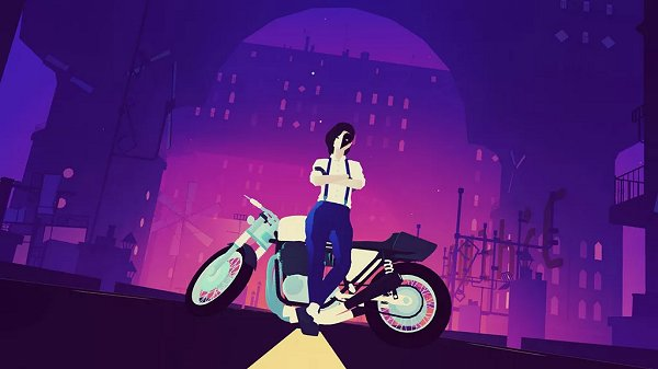 Pop Music Adventure Sayonara Wild Hearts Joins New PS4 Games Next Week.jpg