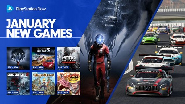 Prey, Project Cars 2 and More Join PlayStation Now in January.jpg