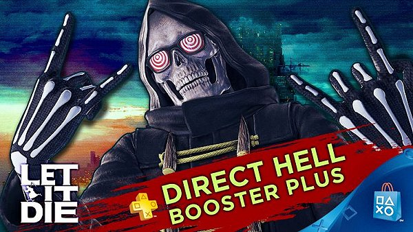 PS Plus Promotions 3 Bonus Months and Let It Die Booster Pack.jpg