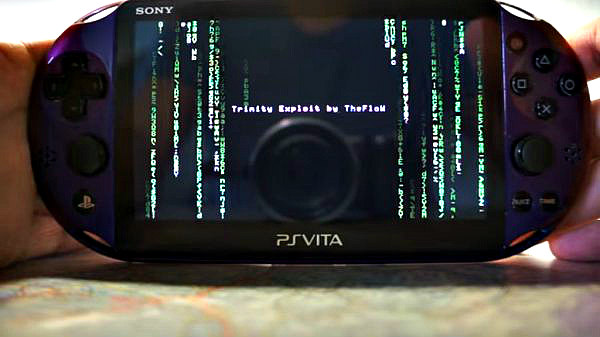 PS Vita and PS TV Trinity Exploit for Firmware 3 69 / 3 70 by