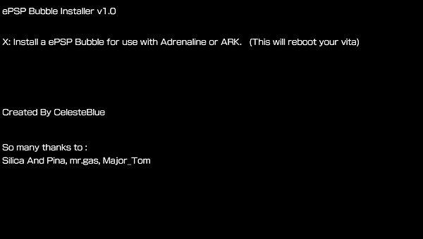 PS Vita ePSP Bubble Installer v1.2 by CelesteBlue is Released 2.jpg