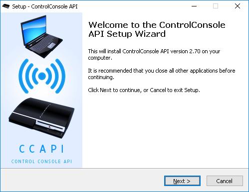 PS3 ControlConsole API (CCAPI) v2.70 Rev 5 by Enstone (4.81 CEX).png