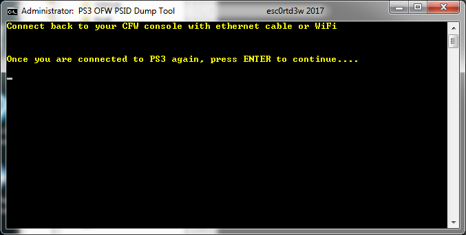 PS3 OFW PSID Dump Tool & Guide to Dump PSID via OFW by Esc0rtd3w 10.png