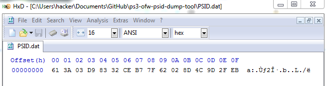 PS3 OFW PSID Dump Tool & Guide to Dump PSID via OFW by Esc0rtd3w 14.png
