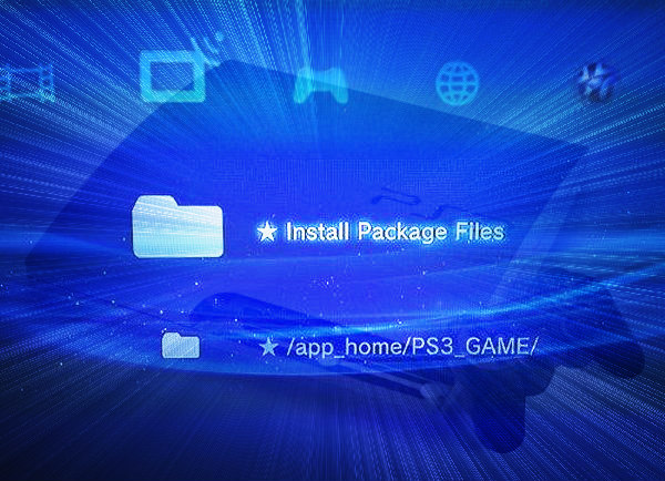 PS3 Package Bubble Creation & PKG Game Transfer to OFW