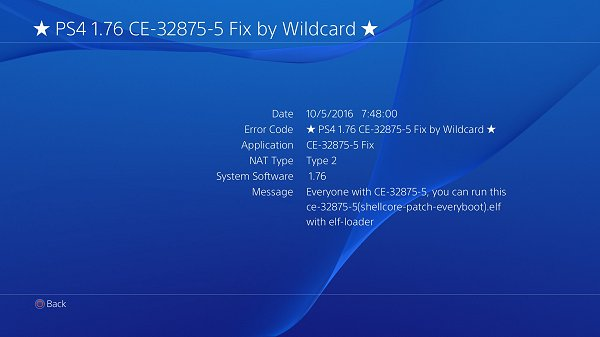 PS4 1.76 CE-32875-5 Fix – ShellCore Patch by Wildcard.jpg
