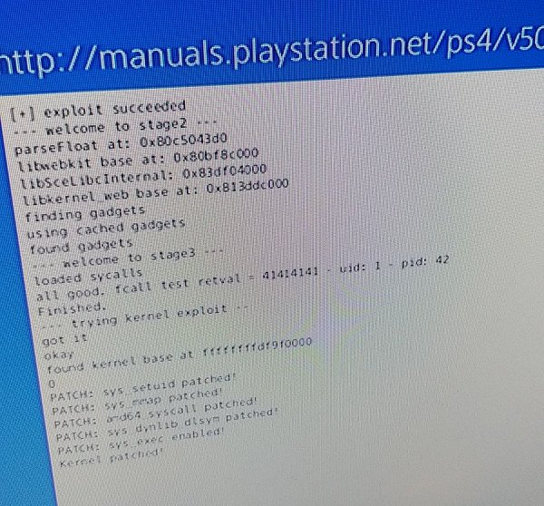 PS4 5.03 Kexploit Success.jpg