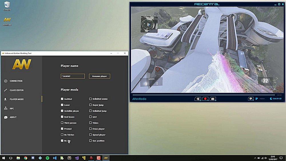 PS4 Advanced Warfare 1.76 Modding Tool & Demo Video by MsKx.jpg