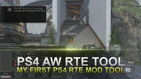 PS4 Advanced Warfare RTE Mod Tool Demo by Modded Warfare.jpg