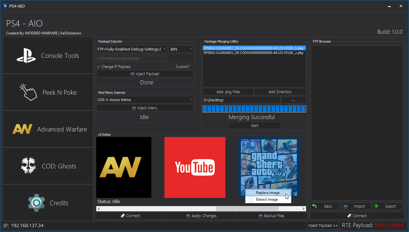 PS4 AIO Mod Tool and Console Tools Overview by Modded Warfare 6.png