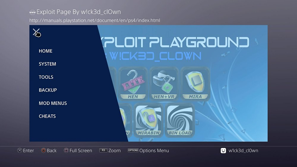 PS4 AIO Offline 5.05 Exploit Playground and Guide by W!ck3d_cl0wn 2.jpg