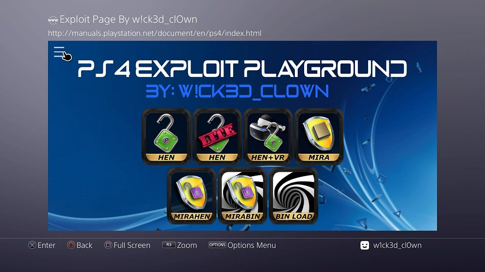 PS4 AIO Offline 5.05 Exploit Playground and Guide by W!ck3d_cl0wn.jpg