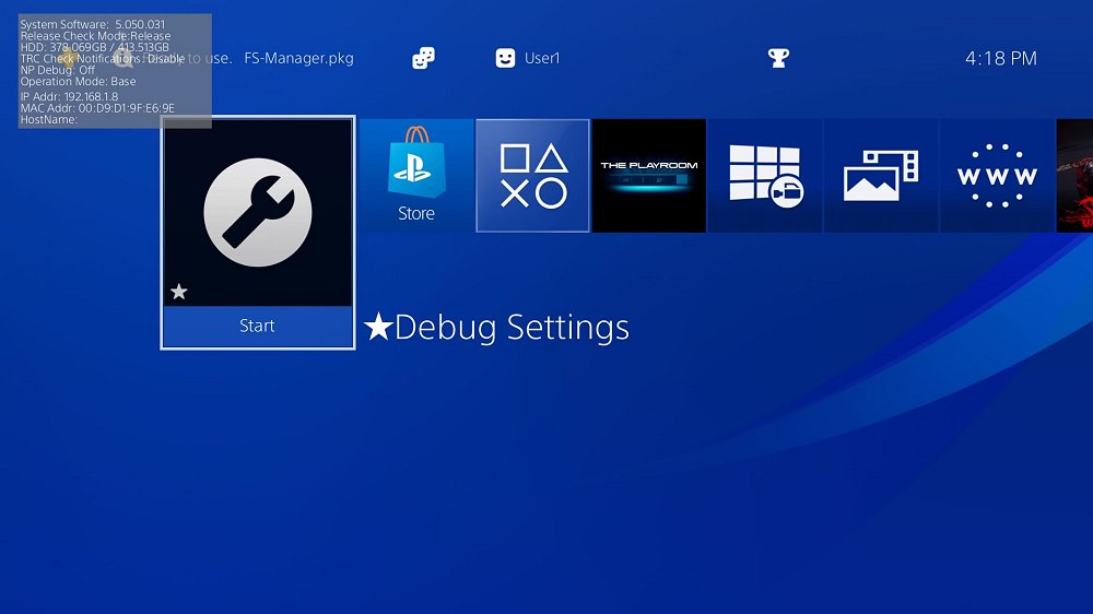 PS4 CEX2Semi-DEX CEX Console with DEX Debug Settings via LightningMods.jpg